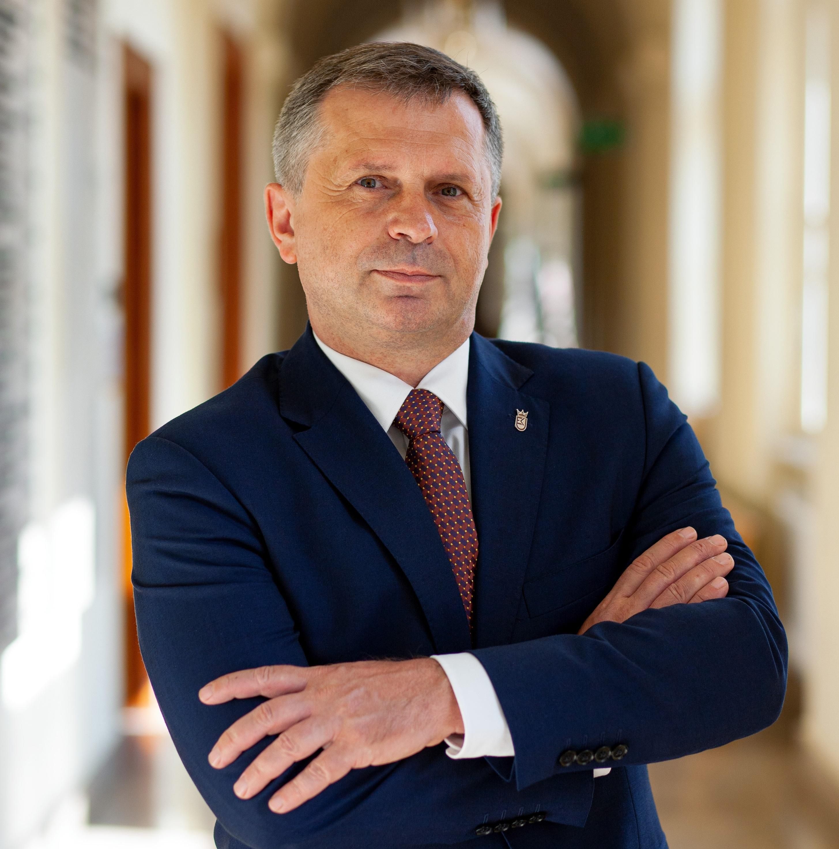 JM Prof. UEK dr hab. Stanisław Mazur