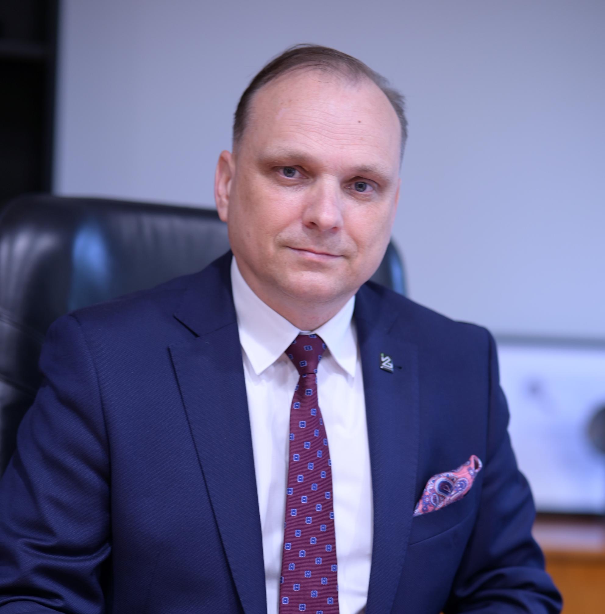 Dr hab. inż. Paweł Pichniarczyk