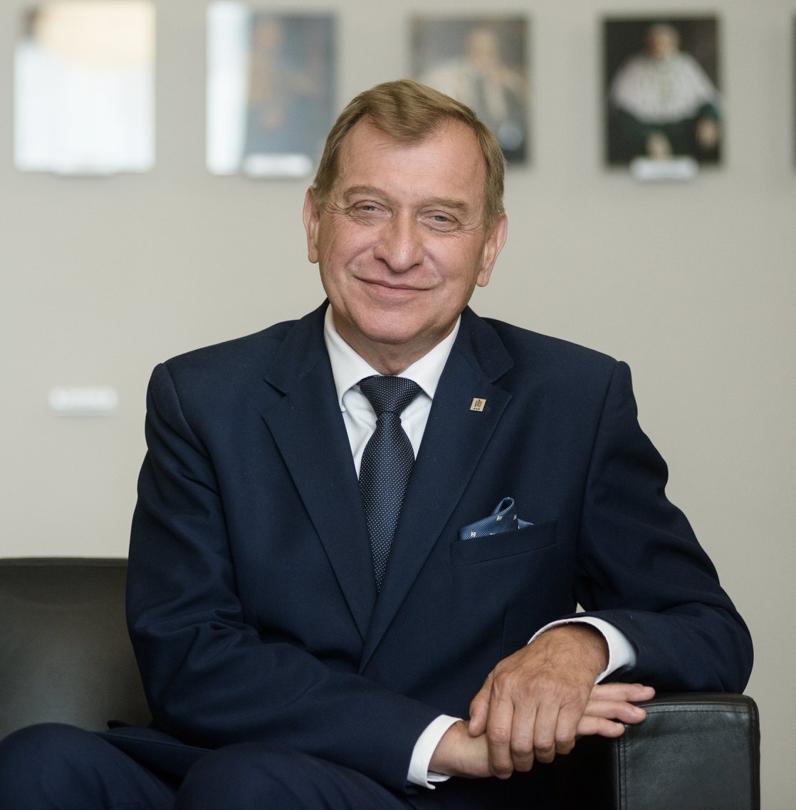 JM prof. dr hab. inż. Jerzy Lis